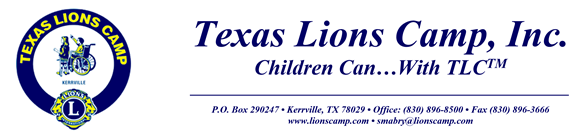 april workday cancelled texas lions camp